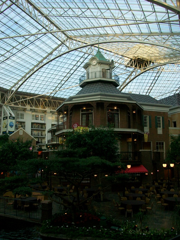 Blissdom Conference at Opryland Biodome