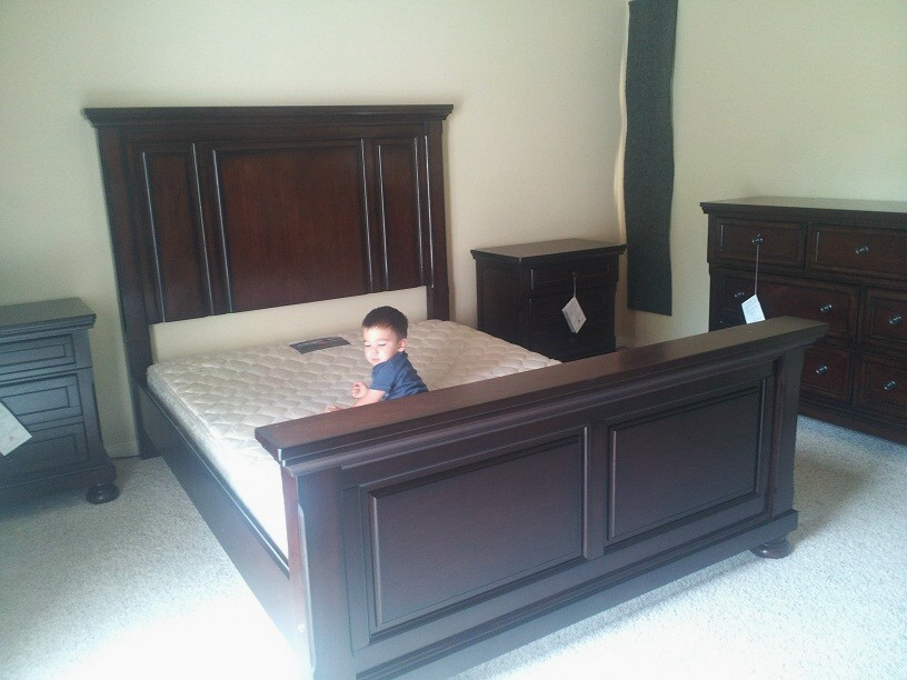 New Bedroom Set with Grandson  Preparing the Guest Room. My New Bedroom